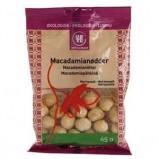 Macadamianødder med havsalt økologisk 65gr fra Urtekram