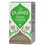 Clean Greens øko 60kap fra Pukka