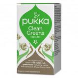 Clean Greens pulver øko 112gr fra Pukka