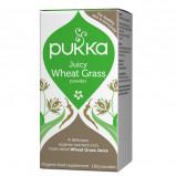 Hvedegræs Juice pulver øko 110gr fra Pukka