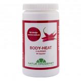 Body Heat kapsler 90 kap