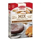 Brødmix hvid glutenfri 500gr Semper