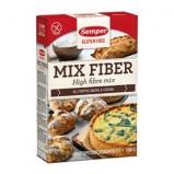 Brødmix med fiber glutenfri 500gr Semper