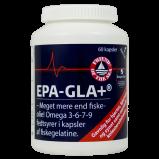 EPA-GLA + fiskegelatine 60 kap fra Biosym
