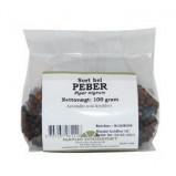 Peber sort hel 100 gr fra Naturdrogeriet