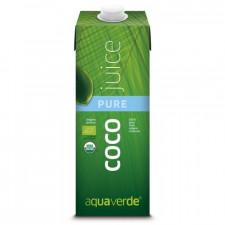 Aqua Verde Kokosvand Ø (1 liter)