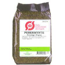 Pebermynte fint skåret Ø 80 gr.