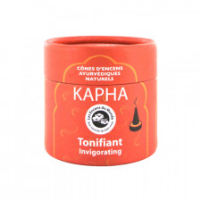 Naturesource Kapha Cones Ayurvedisk Røgelse (15 stk)