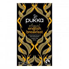 Pukka Elegant English Breakfast Te Ø (20 breve)