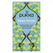 Pukka Three Fennel Te Ø (20 breve)
