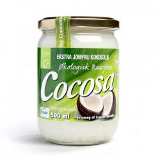 Cocosa Extra Jomfru Kokosolie (Som Smør) Ø (500 ml)