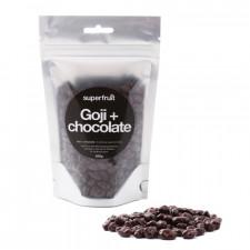 Superfruit Gojibær med Chokolade (200 gr)