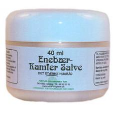 Stærk Enebærsalve M. Kamfer (40 ml)