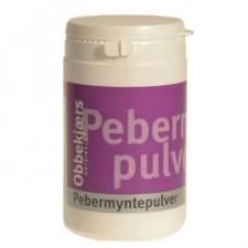 Obbekjærs Pebermyntepulver 170 gr