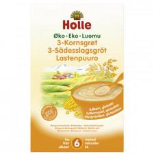 Holle Demeter 3-Kornsgrød Ø (250 gr)
