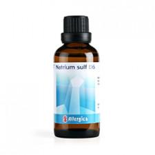 Cellesalt 10: Natrium sulf. D6, 50 ml.