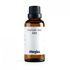 Aurum Metallicum D12, 50 ml.