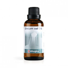 Cellesalt 15: Zincum val. D6, 50 ml