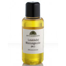 Urtegaarden Lavendel Massageolie Ø (100 ml)