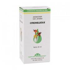 Natur Drogeriet Citronelleolie æterisk (20 ml)