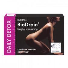 New Nordic BioDrain Daily Detox (30 tabletter)