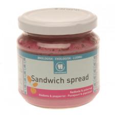 Urtekram Sandwich Spread Rødbede & Peberrod Ø (180 gr)
