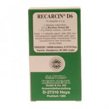 Recarcin D6 Stikpiller 10 Stk