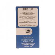 Utilin S D6 Stikpiller (Blå) 10 Stk