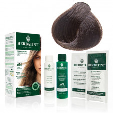Herbatint 4D hårfarve Golden Chestnut - 135 ml.