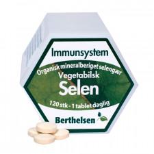 Berthelsen Selen 100 mcg (120 tabletter)