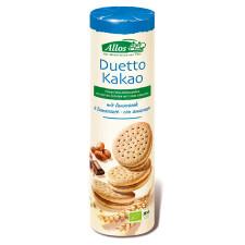 Dobbelkiks m. kakaocreme Ø Allos 330 gr