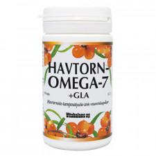 Havtorn-Omega-7 + GLA (60 kapsler)