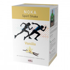 NOKA Milkshake Vanilje 15 Måltider (525 gr)