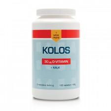 Kolos D vitamin 180 Tab