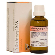 Dr. Reckeweg R 35, 50 ml.