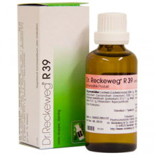 Dr. Reckeweg R 39, 50 ml.