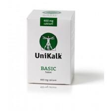 UniKalk® Basic 400 mg Calcium (180 tabletter)