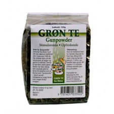 Grøn Te Gunpowder (100 gr)