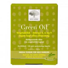 Green Oil (120 kapsler)