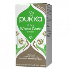 Pukka Juicy Hvedegræs Pulver (110 g)