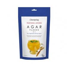 Clearspring Agar-Agar flager (28 gr)