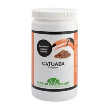 Natur Drogeriet Catuaba (80 kapsler)