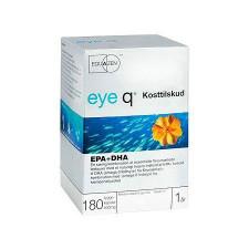 Eye Q Kosttilskud (180 kap)