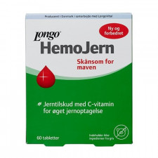 Hemo Jern (100 tabletter)