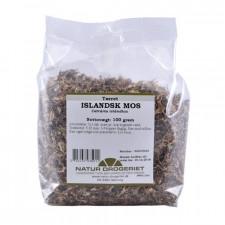 Naturdrogeriet Islandsk mos, F6, 100 g.