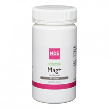 NDS FoodMatriX Mag+ Magnesium (90 tabletter)