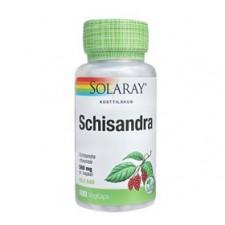 Solaray Schisandra 580 mg (100 kapsler)