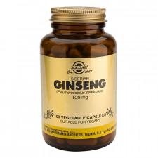 Solgar Siberisk Ginseng 520 mg (100 kapsler)