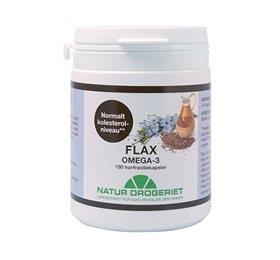Image of Flax- Omega 3 500 mg 180 kap