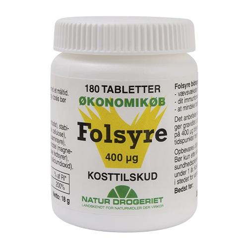 Folinsyre / Folsyre